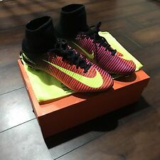 Sz 8.5 Nike Mercurial Superfly V FG Soccer Cleats $300 831940-870