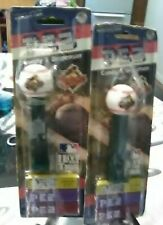2 NEW ORIOLES PEZ CANDY DISPENSERS