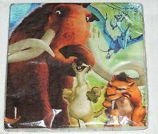 ~ ICE AGE-DAWN OF THE DINOSAURS  ~  16-LUNCH NAPKINS  PARTY SUPPLIES