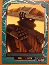 Star Wars 2013 Galactic Files 2 #581 Embo Bounty Hunter Mint