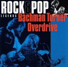 Bachman TURNER OVERDRIVE-Rock Legends CD (Canada Classic Rock)