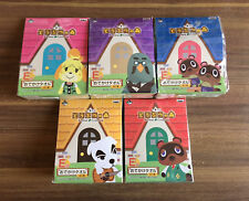 Animal Crossing Hand Towel Ichiban Kuji E Prize Complete Set Banpresto F/S New