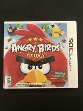 3DS: Angry Birds Trilogy