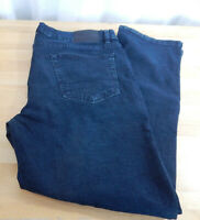 USED Men's IZOD Comfort Stretch Slim Fit at Seat & Thigh Straight Leg Jeans