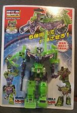 Construction transformers style transforming nip polyfect toys imported figure