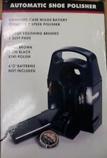 NEW Claybrooke Automatic Shoe Polisher - 2 Speed
