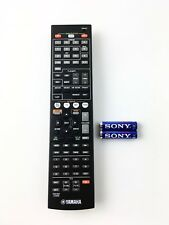 NEW YAMAHA RAV494 ZF30350 HOME THEATER REMOTE CONTROL W/ SONY STAMINA BATTERIES
