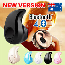 Mini Wireless Bluetooth Headset Stereo Earphone Headphone for iPhone Samsung