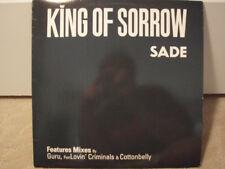 "SADE - KING OF SORROW (REMIX) (12"")  2001!!!  RARE!!!  GURU (GANG STARR)!!!"