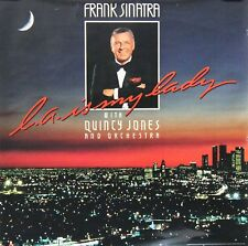 Frank Sinatra Quincy Jones & Orchestra 1984 L.A. Is My Lady Promo Poster