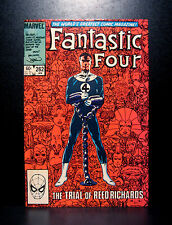 COMICS: Marvel: Fantastic Four #262 (1980s), trial of Reed Richards - RARE