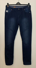 ✖️Men's Twisted Soul Blue Slim Fit Denim Jeans Size 34L