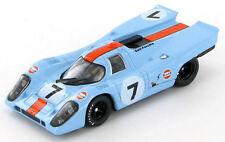Porsche 917K Gulf Rodriguez - Kinnunen Winner Monza 1000km 1970 1:43