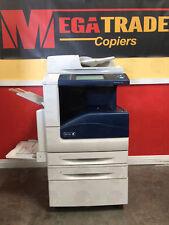 Xerox 7556 Workcentre Color Laser Multifunction Copier Printer Scanner