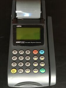 LIPMAN NURIT 3010 PORTABLE PAYMENT SOLUTION - BRAND NEW IN OPEN BOX