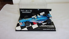 FORMULE 1 MINICHAMPS BENETTON PLAYLIFE B198 GP SILVERSTONE 12.7,1998