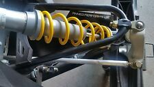 "NEW: Ski-Doo 42"" trail A-Arm Protector Guard / Float Plate set XS / Gen4"