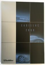2000 Cadillac Geneva Spanish - LMP Race STS Original Media Brochure Press Kit