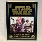 STAR WARS: Character Encyclopedia Leather Bound Hardcover Book by Easton Press