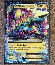 Pokemon Card  MEGA MANECTRIC EX  Ultra Rare  PHANTOM FORCES  24/119 ***MINT***