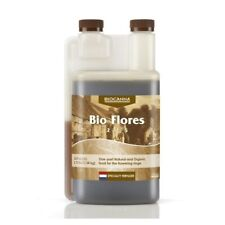 New listing Canna Bio Flores - 1 Liter - Bloom & Flower Nutrients - Free & Discreet Shipping