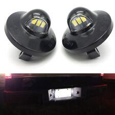 For Ford F-150 Ranger Raptor Explorer 3-SMD Full LED License Plate Light Kits