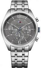 Men's Tommy Hilfiger Corbin Steel Link Strap Watch 1791185
