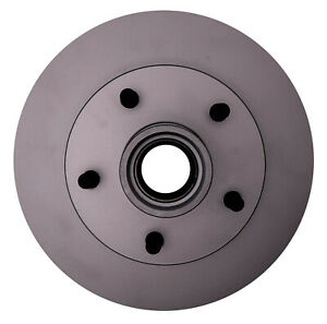 Disc Brake Rotor and Hub Assembly-Coated Front ACDelco Advantage 18A878AC