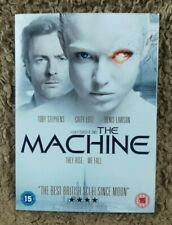The Machine (DVD, 2014, Toby Stephens)
