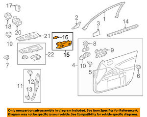 81230-53020 Toyota Lamp assy, courtesy 8123053020
