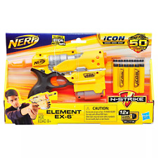 NERF ICON Series Element EX 6 Blaster