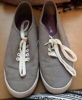 Women's American Eagle Tennis Shoes Gray Size 7