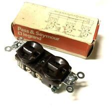 Pass & Seymour 5352 Duplex Receptacle 20 Amps 125 Volts