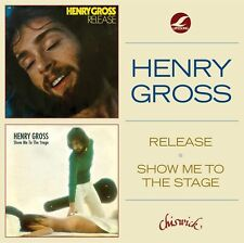 Henry Gross - Release / Show Me To The Stage (CDWIKD 104)