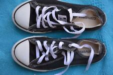 CONVERSE All Star Shoes. Teens Size 3. Casual. B&W Lace -Up. GR8 Clean Condition