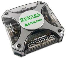 Digital Discovery: Portable USB Logic Analyzer and Digital Pattern Generator