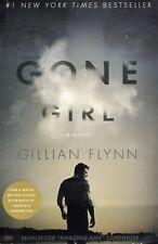Gone Girl by Gillian Flynn (2014, Paperback, Movie Tie-In) Like New