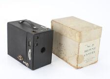 KODAK NO. 2A BROWNIE MODEL B, BOXED/cks/197299