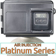 high flow Platinum Air Injection Max Iron Sulfur Water Filter highest removal