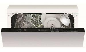 ᐅ DESSAUER Einbau-Geschirrspüler 45cm GAVI 7598 48 Spülmaschine vollintegrierbar