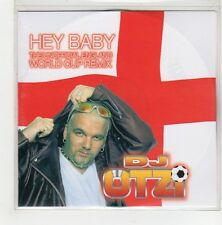 (GE633) DJ Otzi, Hey Baby - 2002 DJ CD