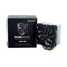 Be Quiet! BK009 Pure Rock CPU Cooler - Intel & AMD, Heatsink & 120mm PWM Fan