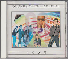 TIME LIFE Sounds of The Eighties 1989 Various Artists CD 80s Martika Sheriff