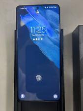 Samsung Galaxy S21 Ultra 5G- 128GB - Phantom Black (Unlocked)W/ Extras