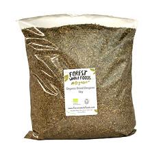Organic Dried Oregano 5kg