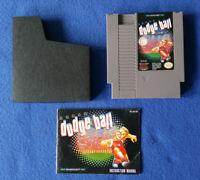 Super Dodge Ball (Nintendo Entertainment System, NES)