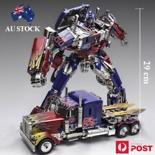 Transformable Robot Optimus Prime SS05 Oversized Toy Top Quality 29cm