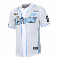 KBO NC Dinos Team Authentic Jersey Children's Day Edition Player Marked Mascot