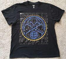 DENVER NUGGETS Large T-Shirt - Reflective UNK NBA