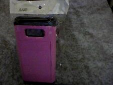 NEW  Samsung-Galaxy-S8-Plus-Slim-Armor-Shockproof-Case-Cover-Card-Slot  PINK